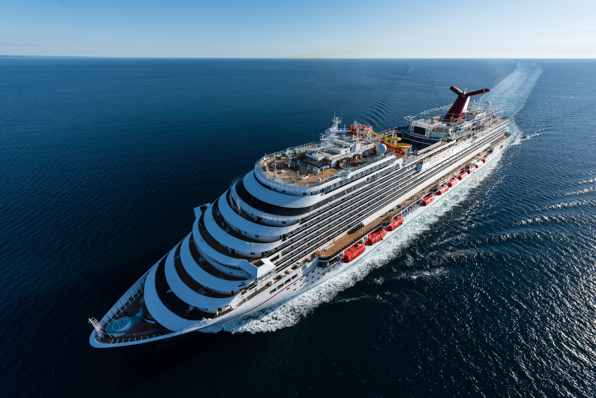 Cruise critic editors select carnival vista as 2016 s best new cruise ship orlando sentinel