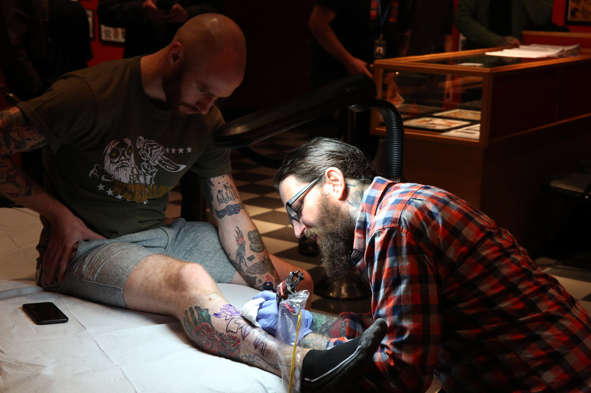 Think Ink: Field Museum puts its \'Tattoo\' on full display - Chicago ...