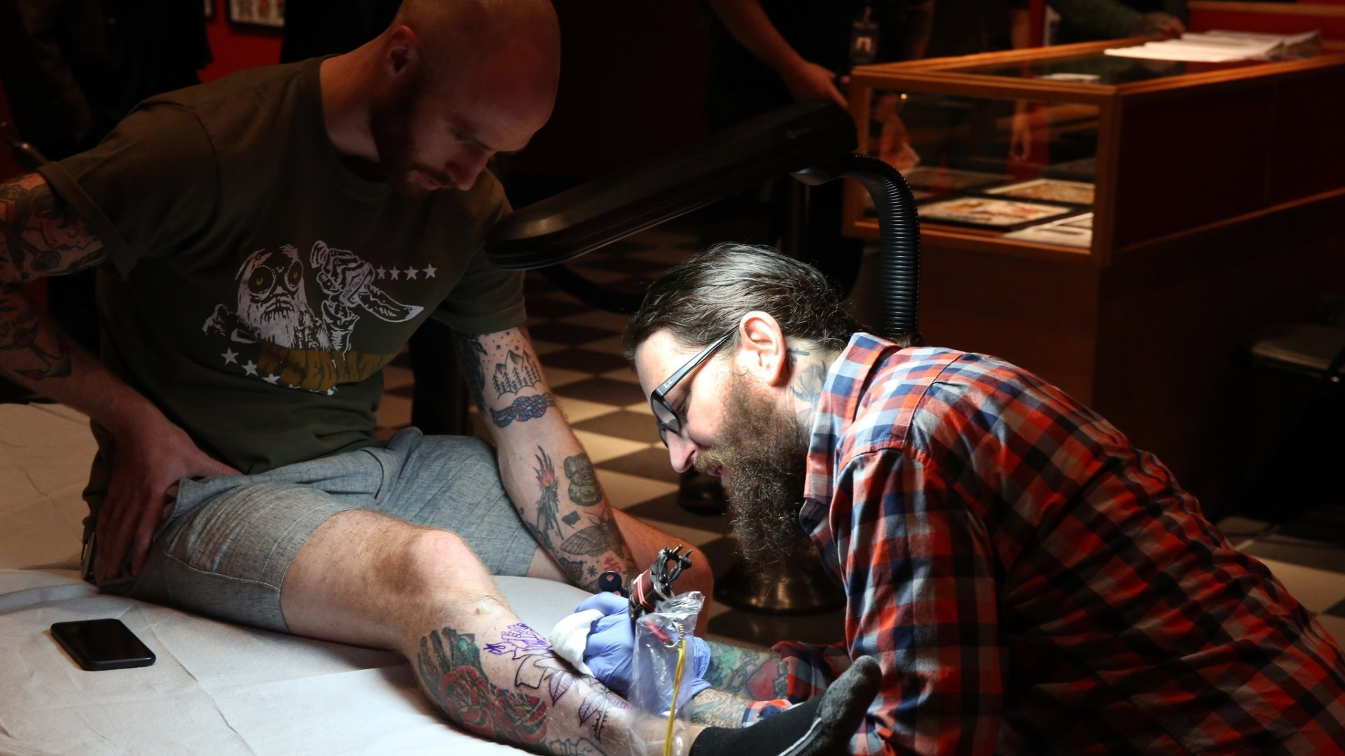 39 tattoo 39 exhibition comes to field museum chicago tribune for Japanese tattoo chicago