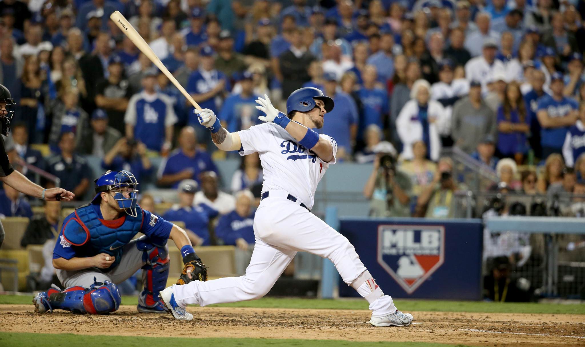 baseball chicago cubs news newslocker the situation the dodgers had taken a 1 0 lead in game 3 of the national league championship series on corey seager s rbi single to right field off cubs