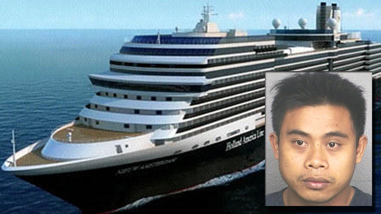 Cruise Ship Worker Gets More Than Years Again For Attacking - Cruise ship crimes