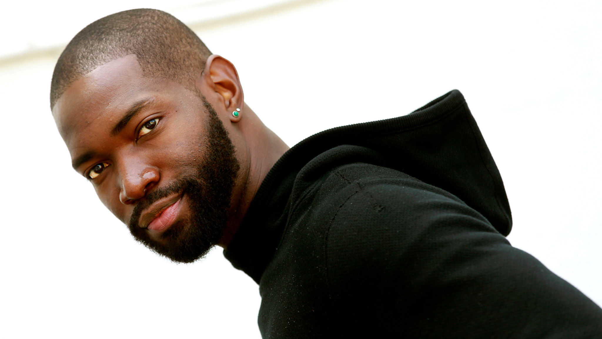 "Tarell Alvin McCraney wrote the play, ""In Moonlight Black Boys Look Blue,"" the basis for the film ""Moonlight."" (Kirk McKoy / Los Angeles Times)"
