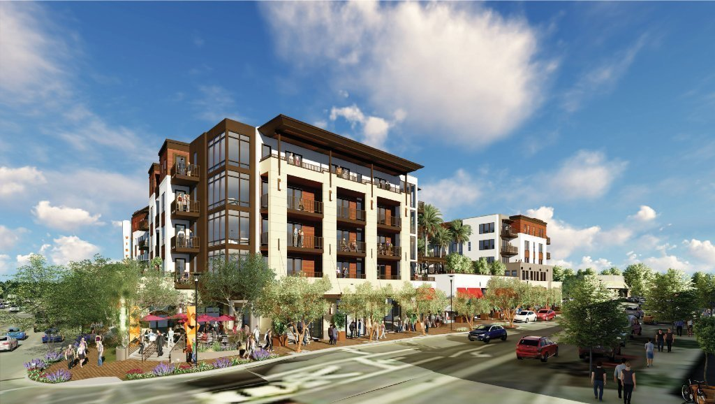 Great Five Story Building OKu0027d For Downtown Vista   The San Diego Union Tribune Gallery