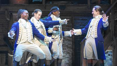 Review: 'Hamilton' makes the most of its Chicago shot