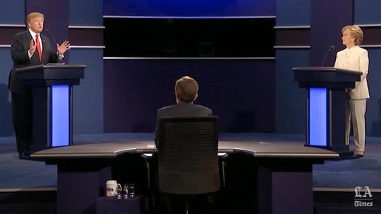Watch: The full, final presidential debate