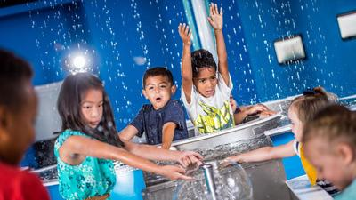 KidsTown at Orlando Science Center offers fun for old and young