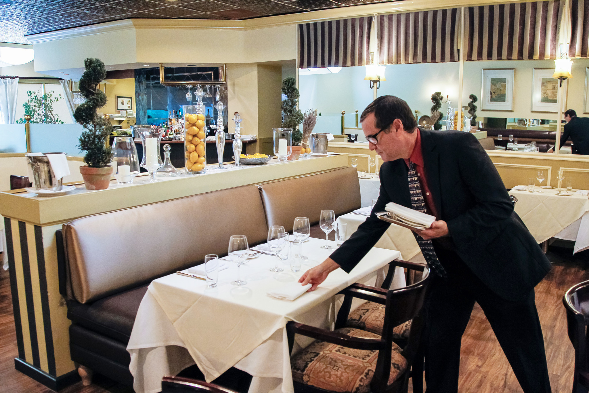 Where Fine Dining Is Really Fine The San Diego Union Tribune