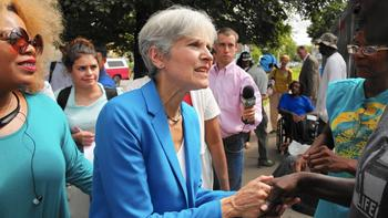 Jill Stein Op Ed Break The Blackout On Political Competition In America