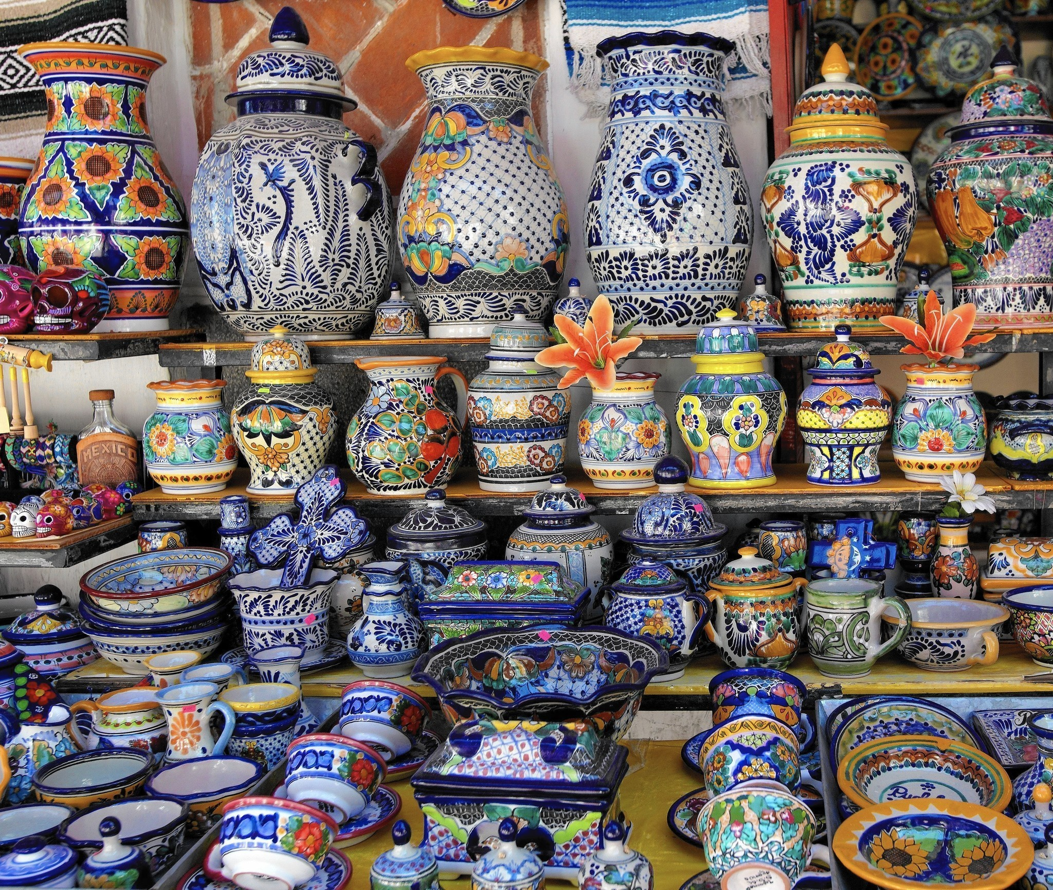 Some Mexican Ceramics Can Serve Up Lead Poisoning