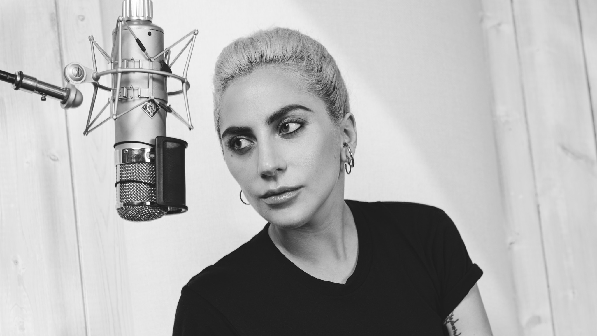 Image result for Director Chris Moukarbel documentary Gaga: Five Foot Two offers lady behind pop star Lady Gaga