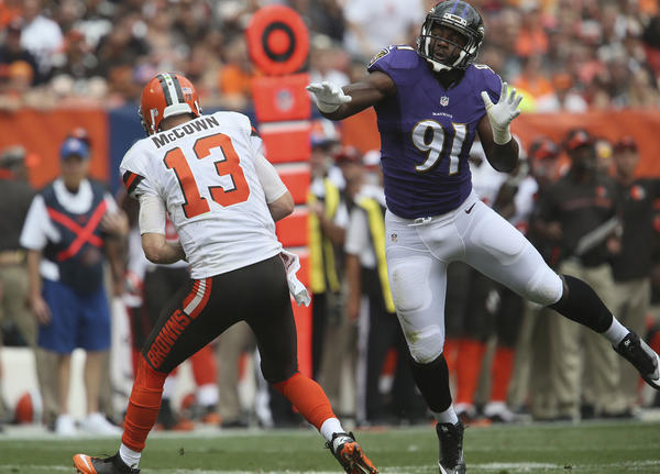 With injuries to vets, Ravens in a rush to develop young linebackers