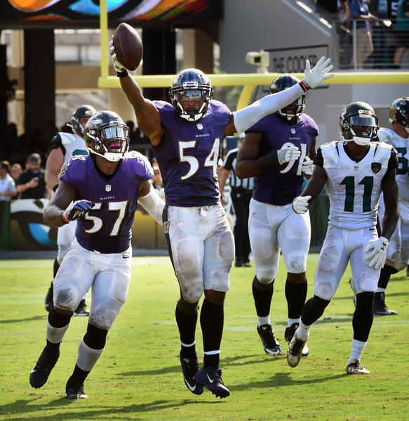 Ravens leading tackler Zachary Orr 'making a name for himself'