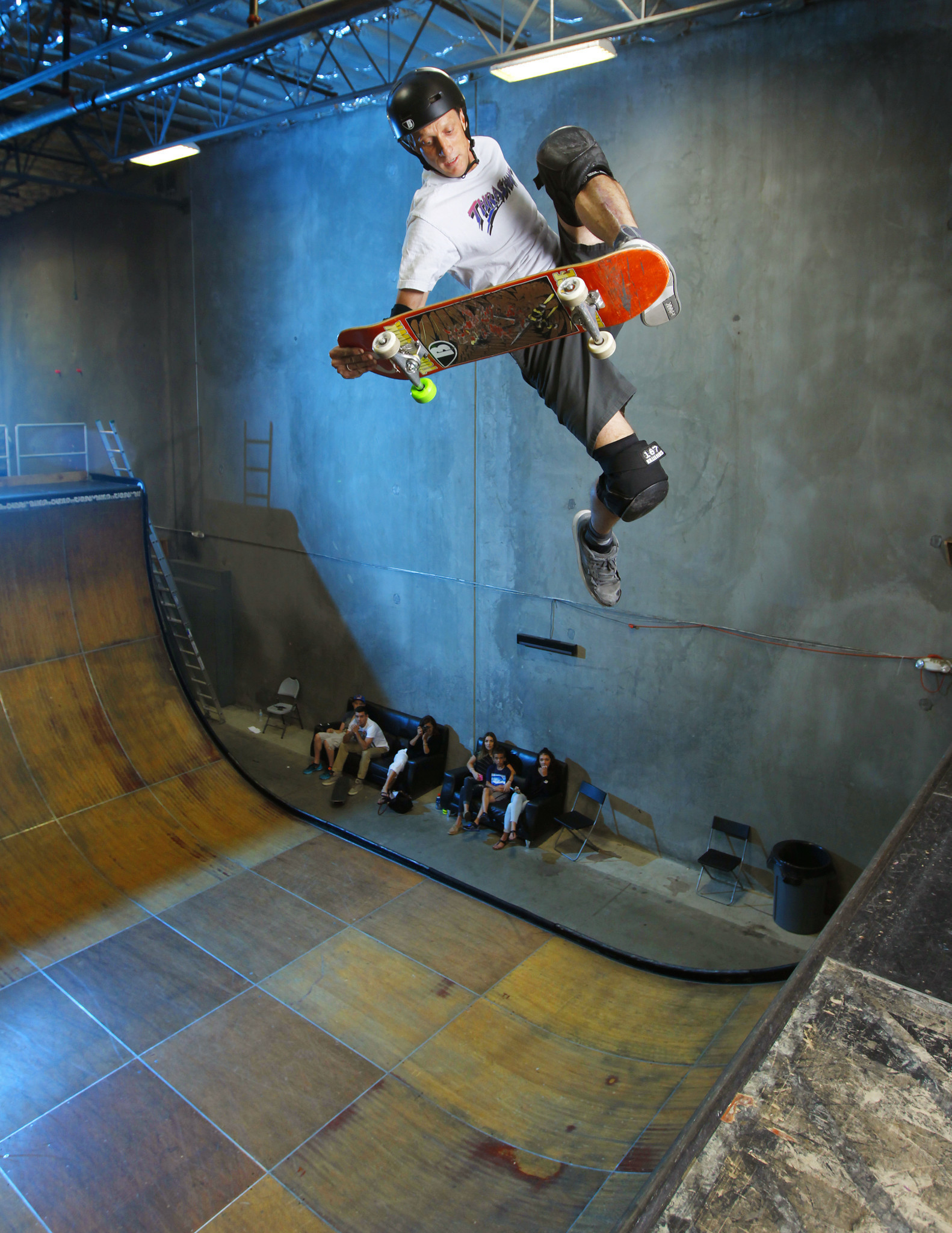 Will Tony Hawk S Slam Hurt Bolts Initiative The San