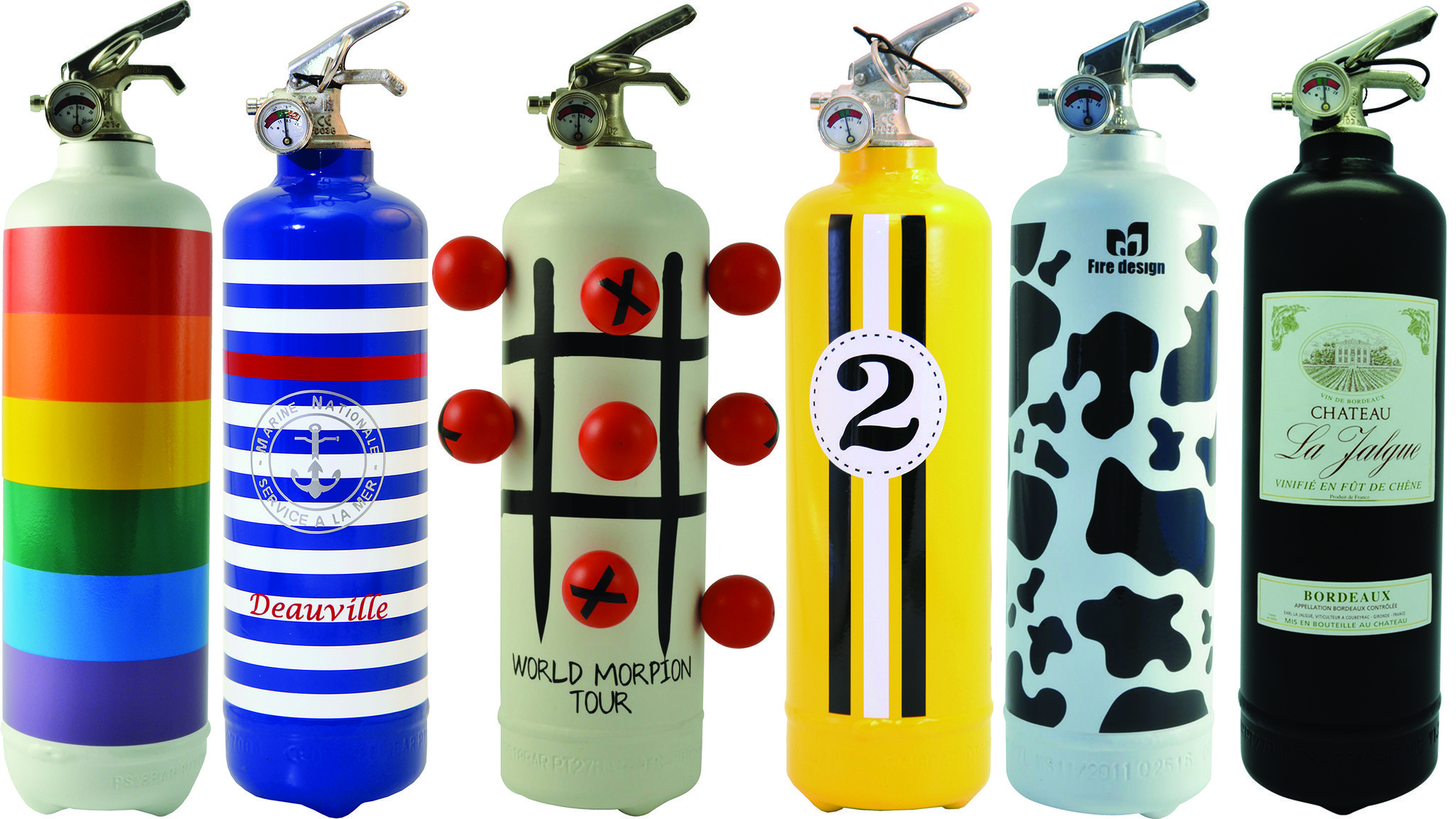 Decorative Fire Extinguisher you've never seen a fire extinguisher that looks like this - la times