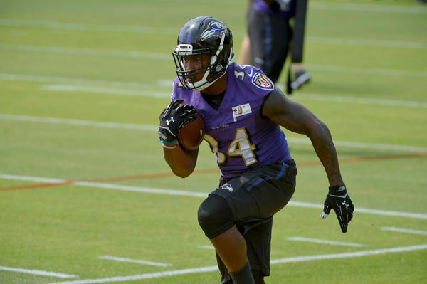 Ravens activate Lorenzo Taliaferro, place Kendrick Lewis on IR in series of roster moves