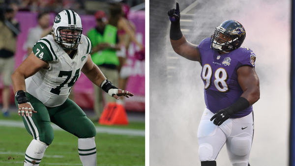 Mike Preston's 3 key matchups between the Ravens and Jets