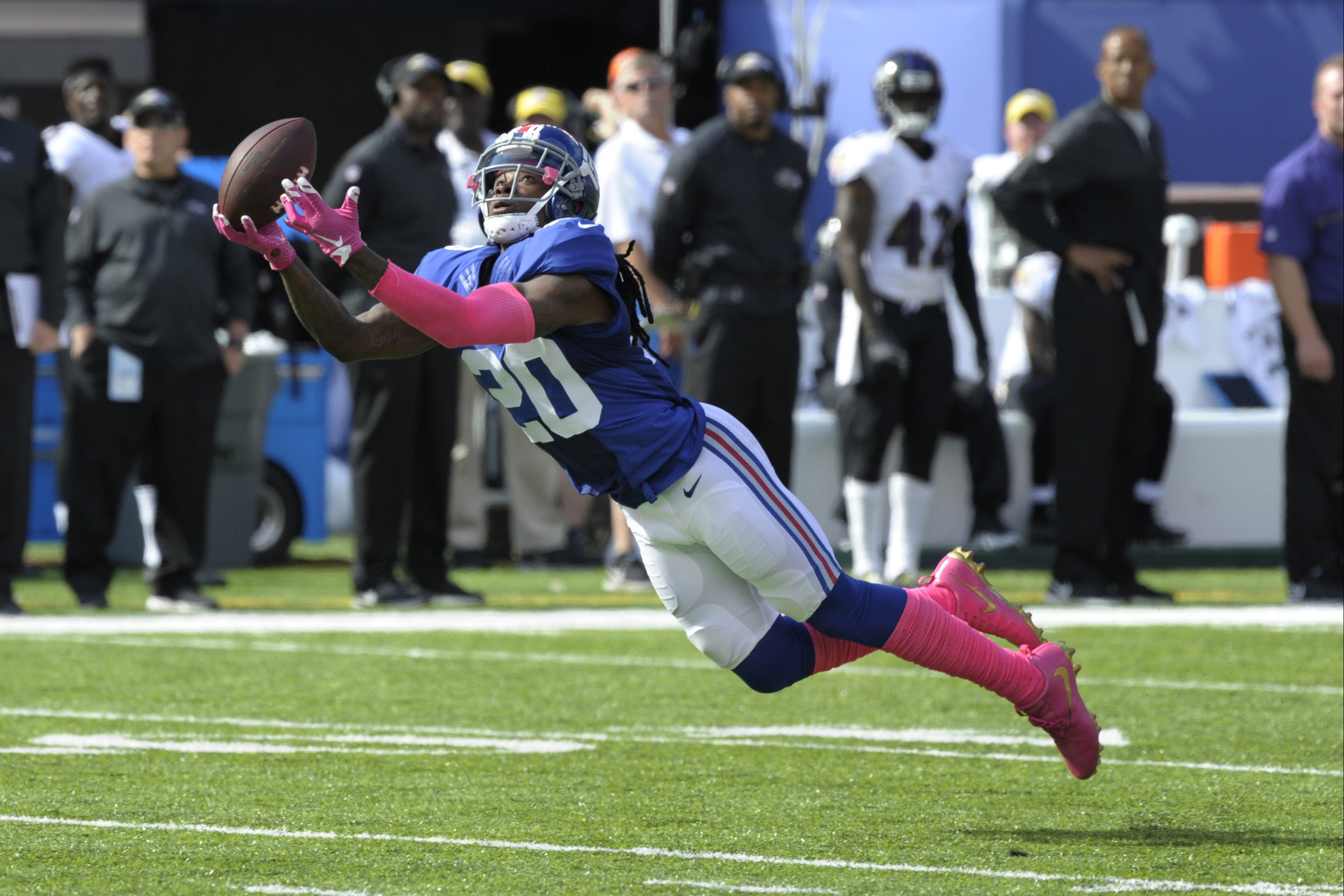 Kenny Britt Janoris Jenkins matchup is one to watch in Rams Giants