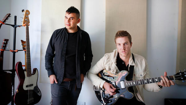 Indie-band expats Hamilton Leithauser + Rostam find a rich new sound