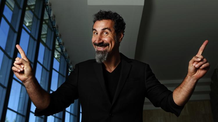 System of a Down rocker Serj Tankian teams up with the Cal State Northridge orchestra