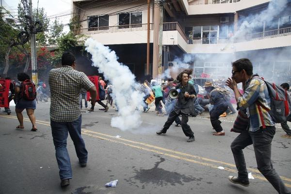 Congress and State Department at odds over $55 million in aid for Honduras