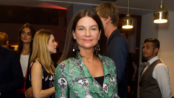 Natalie Massenet hints at her next move during British Fashion Council's brunch in West Hollywood
