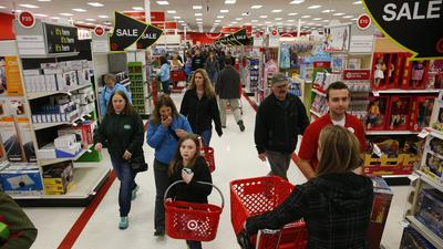 Target unveils its plan to win Christmas