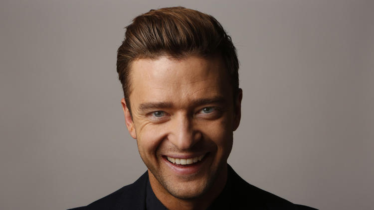 "Justin Timberlake oversaw the music for the animated movie ""Trolls."" (Francine Orr / Los Angeles Times)"