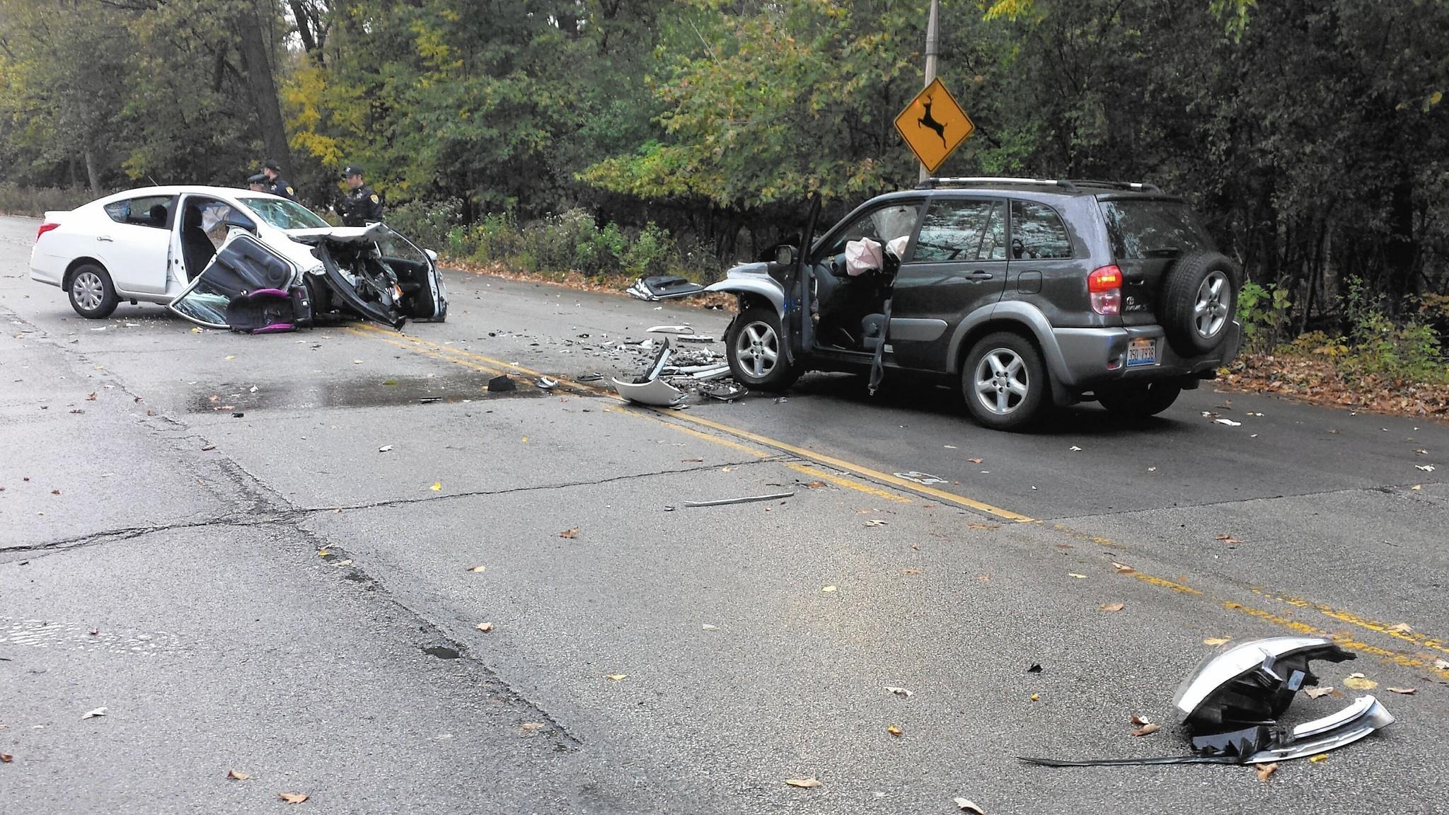 River Forest, Illinois State Police investigating 2-car crash ...