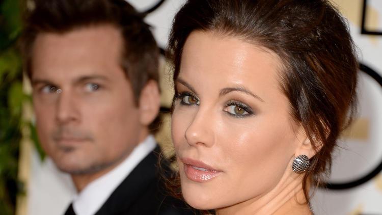 FILE: Kate Beckinsale's Husband Len Wiseman Files For Divorce
