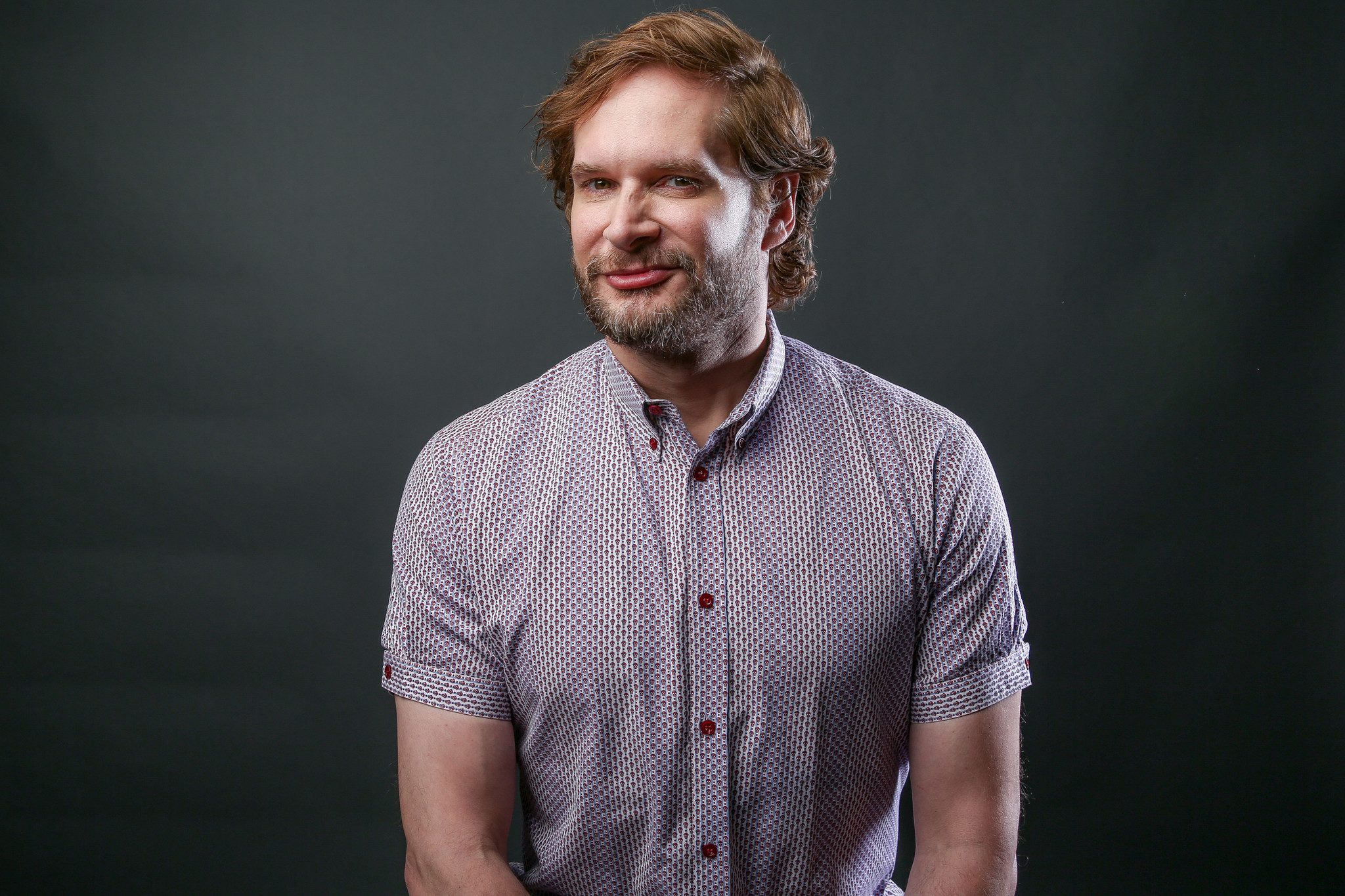 Bryan Fuller, the prolific writer-producer, will be honored at this year's Outfest. (Rich Fury / Invision / Associated Press)
