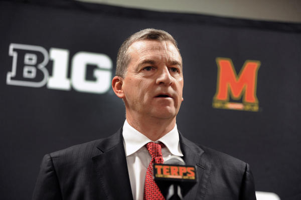 Maryland extends Mark Turgeon's contract through 2022-23 season