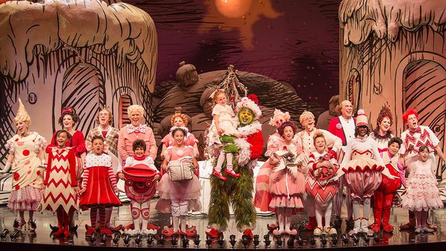 dr seuss how the grinch stole christmas - Cast Of How The Grinch Stole Christmas