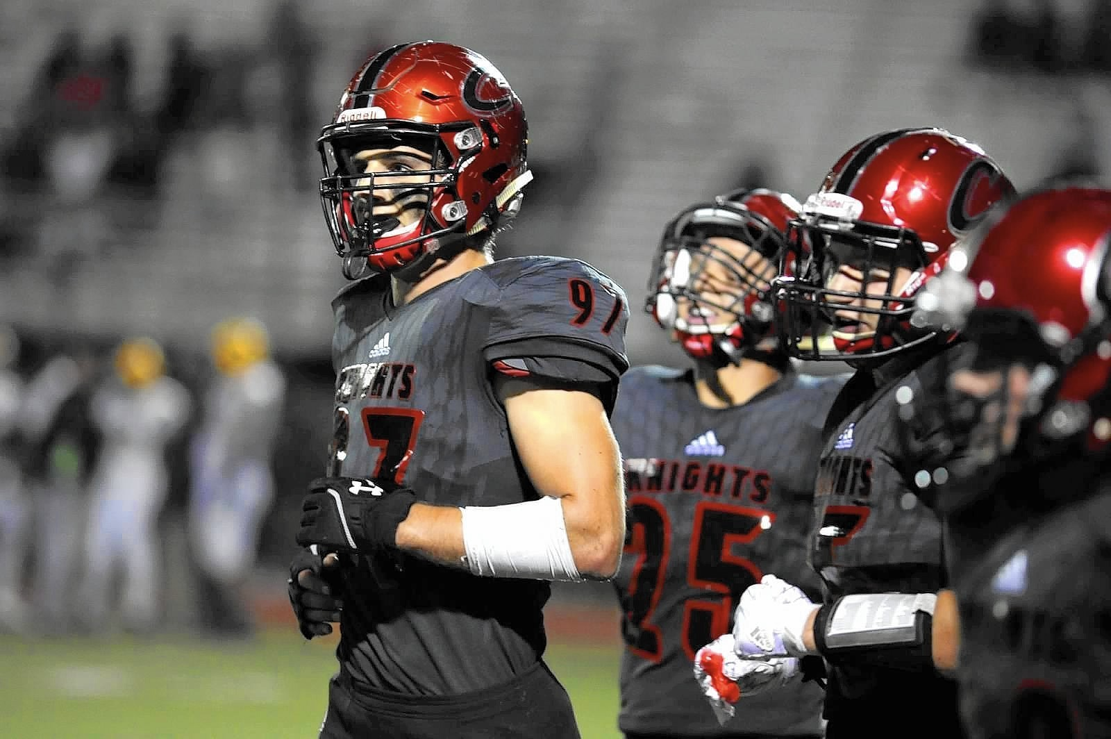 Lincoln Way Central S Mike Cepolski Turns Into Disruptive
