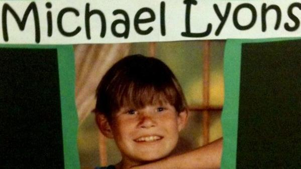 Michael Lyons, 8, was killed in 1996.