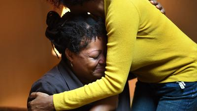 Attacked, abused and often forgotten: Women now make up 1 in 3 homeless people in L.A. County