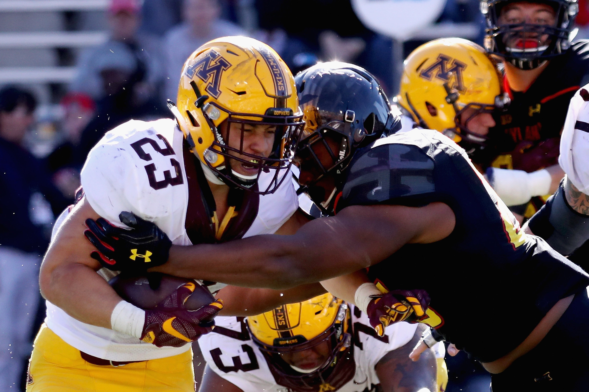 Terps can become bowl-eligible with win at Indiana ...