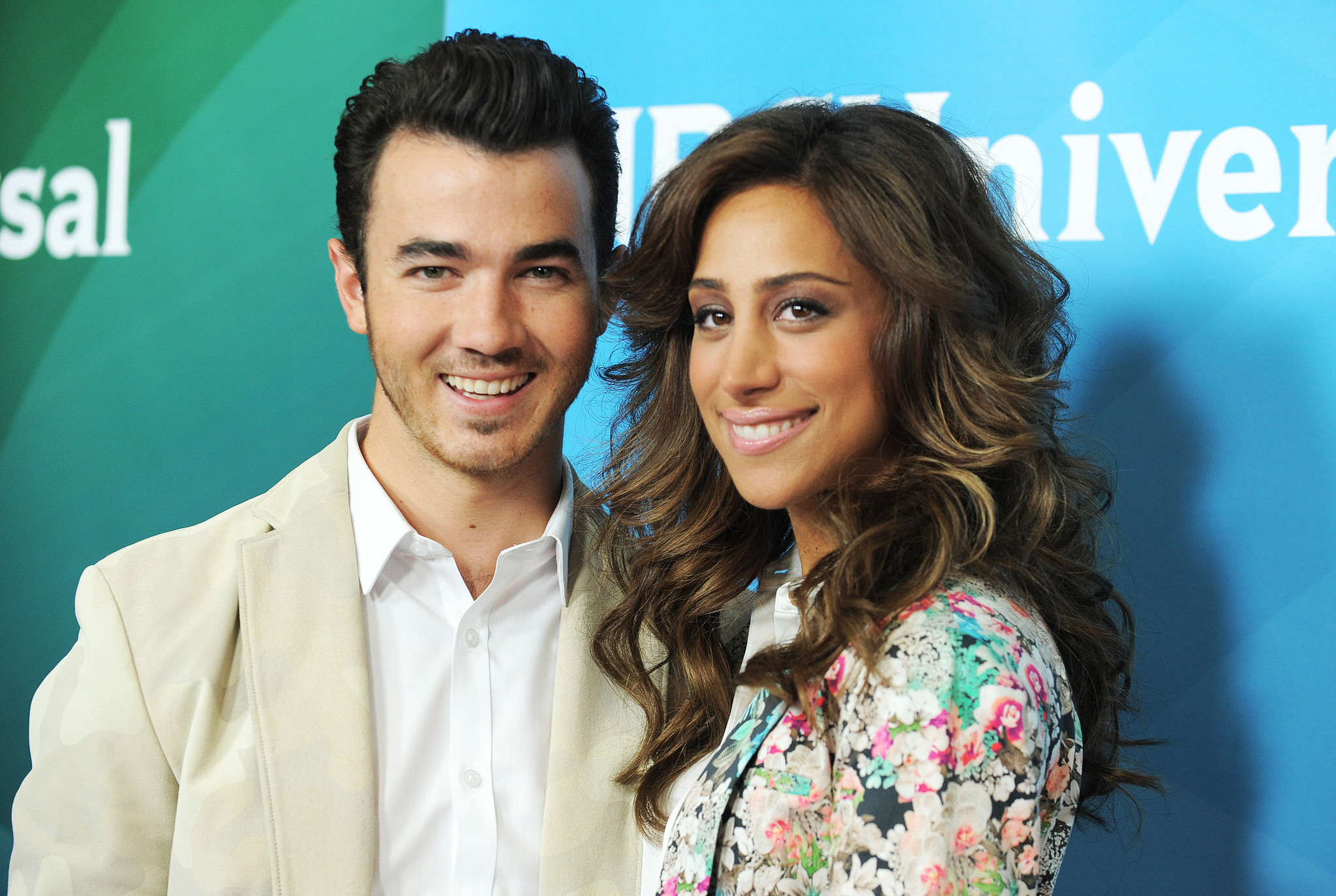 Kevin Jonas and wife Danielle welcome second daughter - LA ...