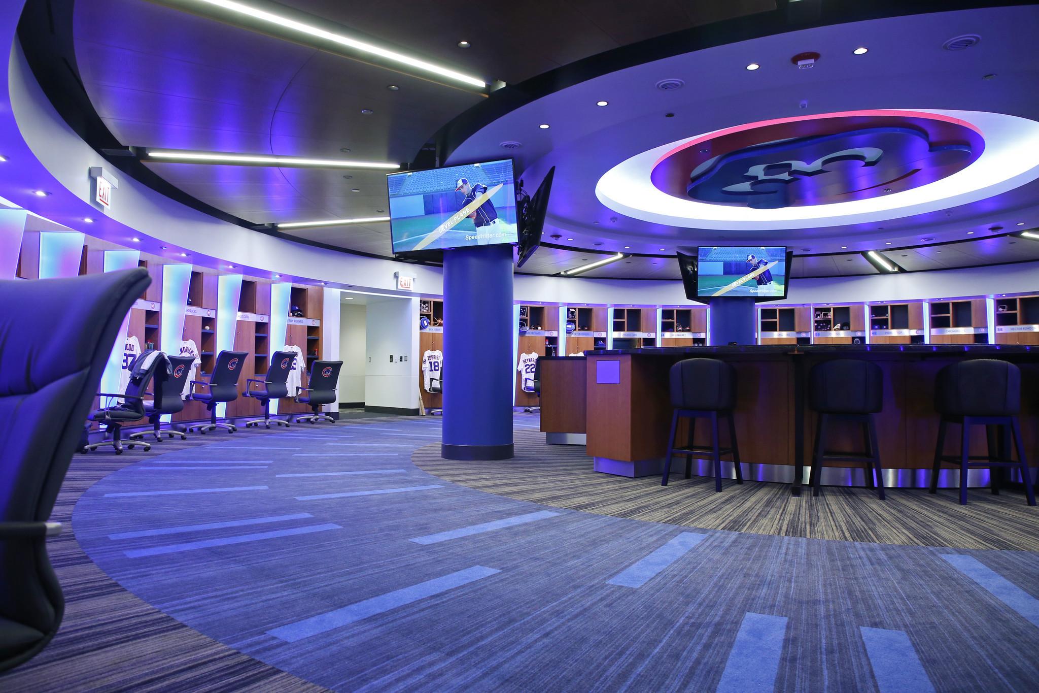 Umpire Locker Room