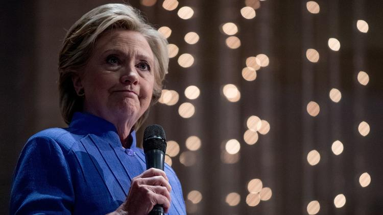 PM urges 'calm' USA vote as Trump attacks Clinton-in-clear decree
