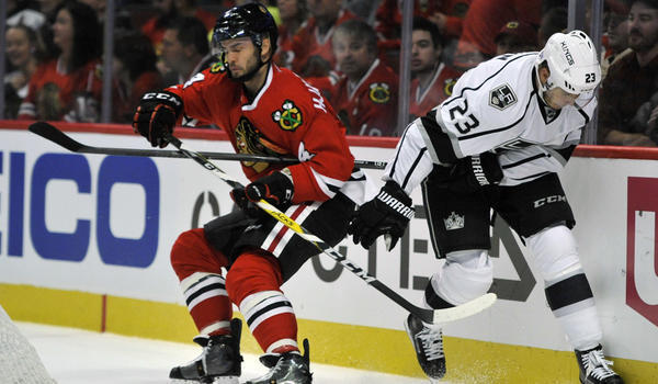 Kings Are Shut Out For Second Consecutive Night In 3-0 Loss To Blackhawks