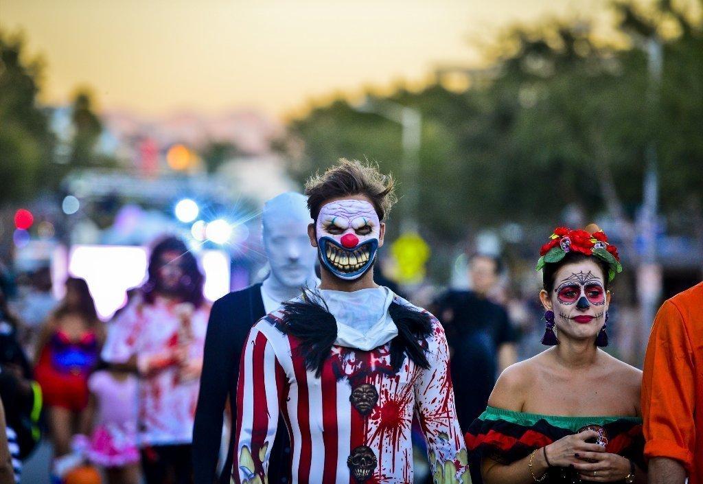 Road closures, traffic ahead of West Hollywood Halloween festival ...