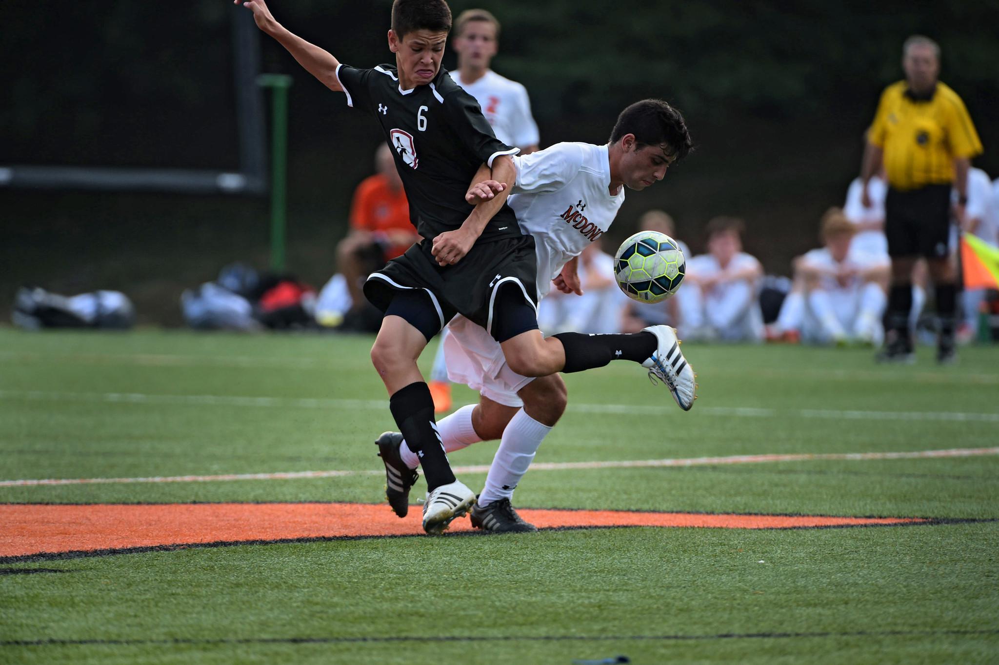 MIAA A soccer playoffs open Monday - Baltimore Sun