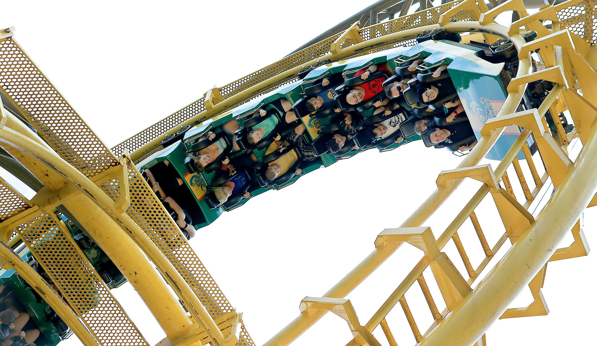 Pictures Invadr At Busch Gardens Daily Press