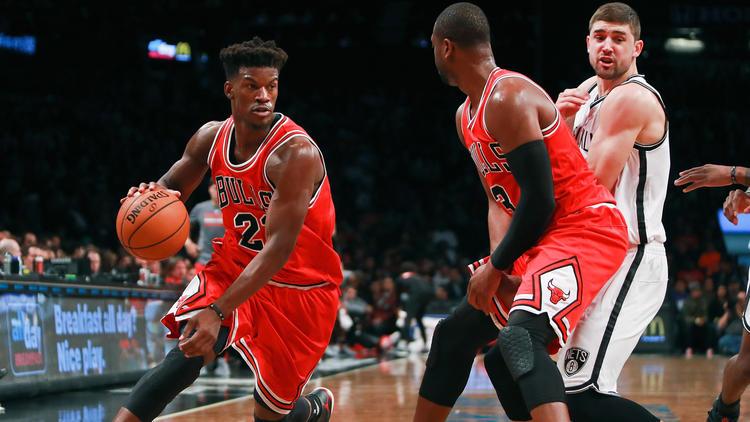 Bulls 118, Nets 88