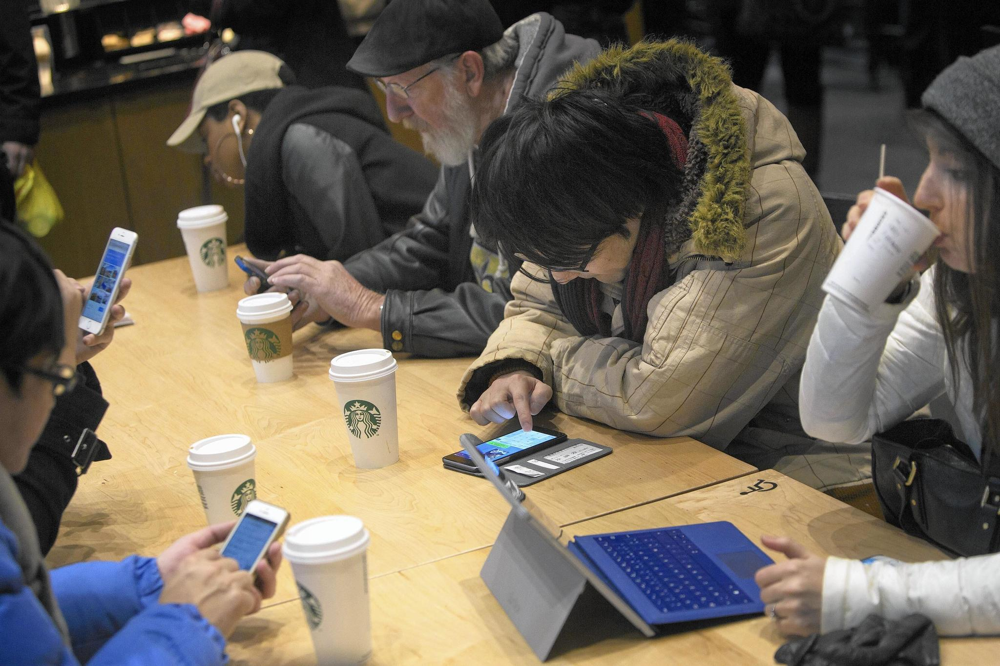 Look how much coffee millennials are drinking - The Morning Call