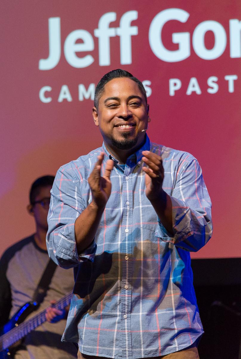 Pastor Jeff Gonzalez