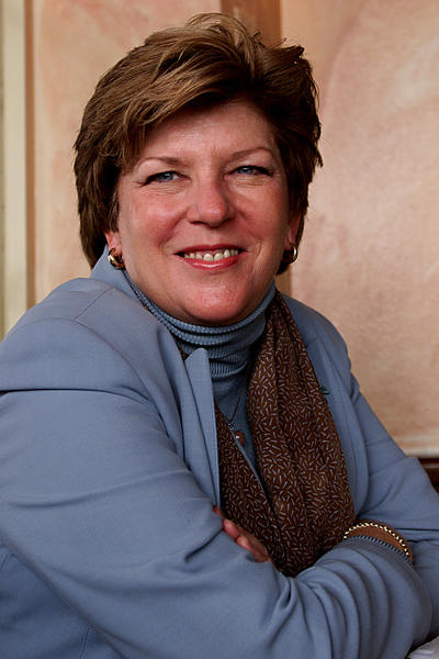 Delaine Eastin, in a 2001 file photo. (Robert Gauthier/Los Angeles Times)