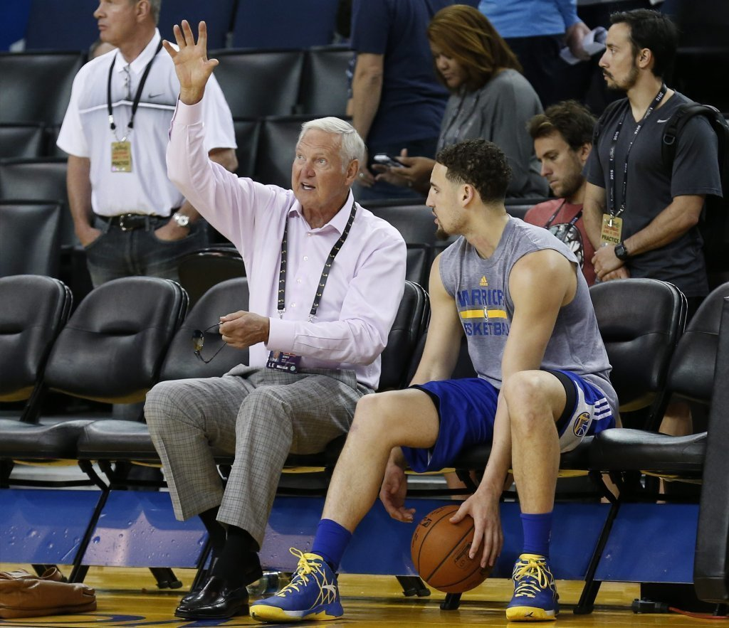 Jerry West weighs in on the Warriors and new look Lakers LA Times