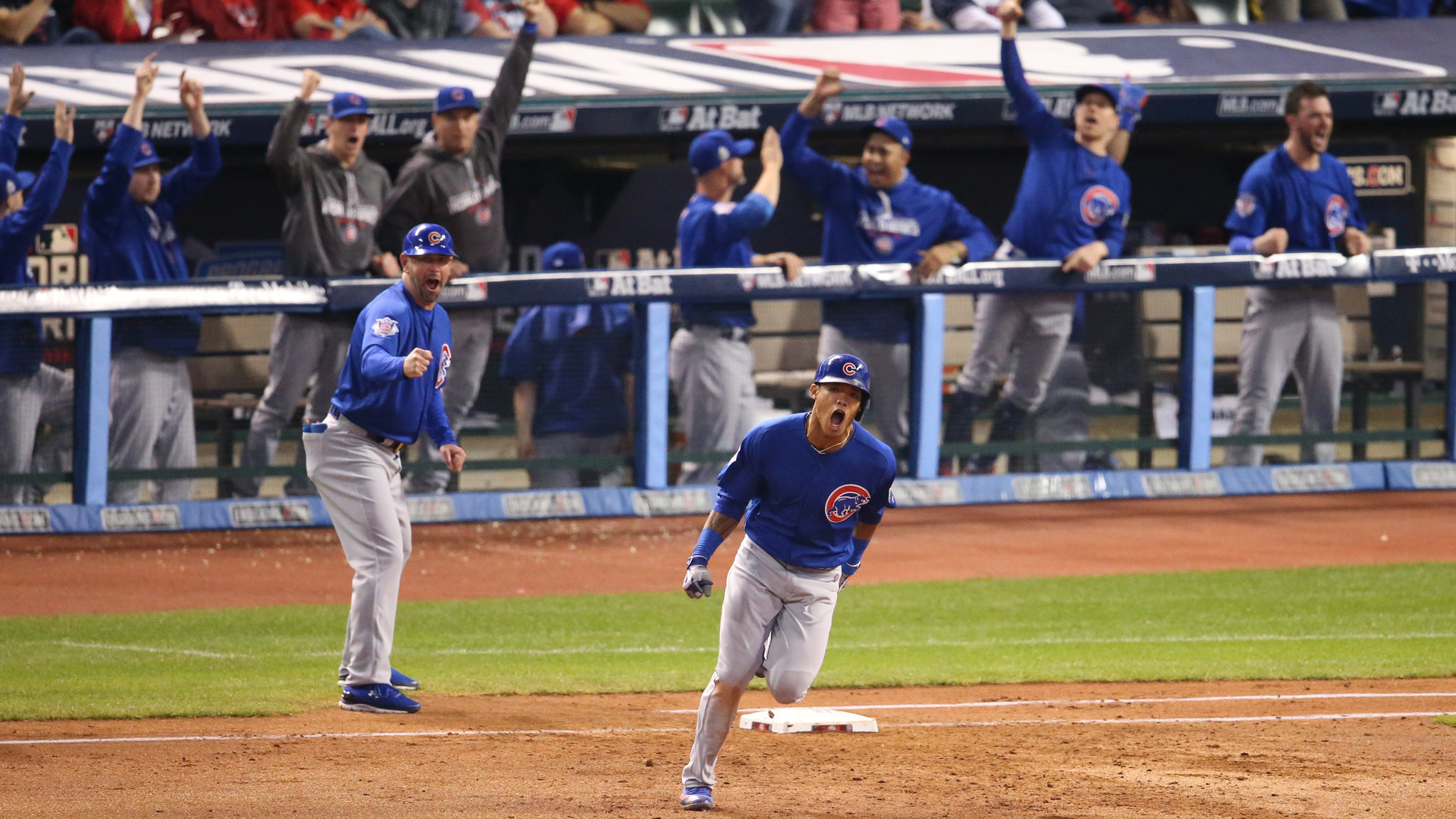 World series game 6 cubs 9 indians 3