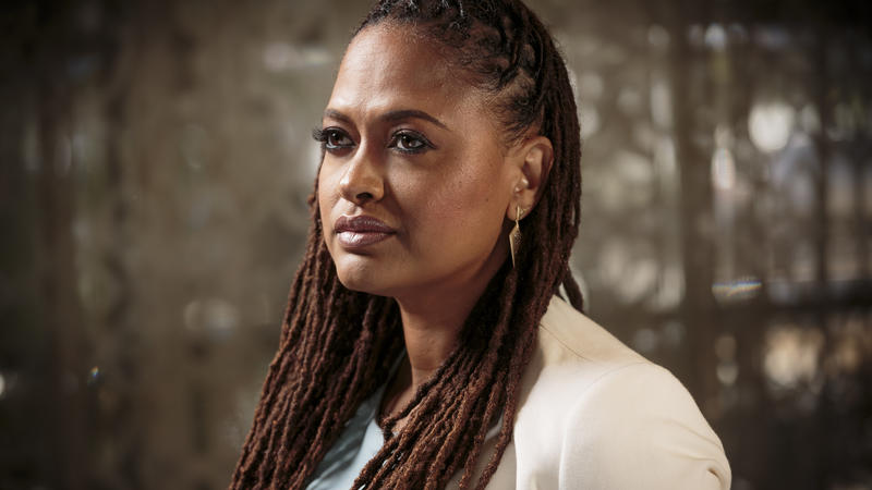 "Ava DuVernay is nominated for an Oscar for documentary for her film ""13th."" (Ricardo DeAratanha / Los Angeles Times)"